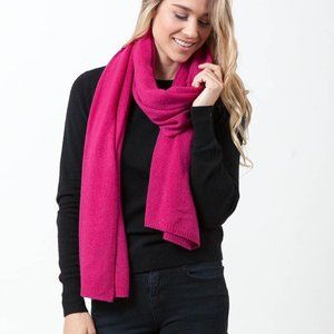 100% Cashmere scarf from The Cashmere Shop